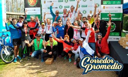 4° Fecha Vuelta a la Laguna de Aculeo 2016