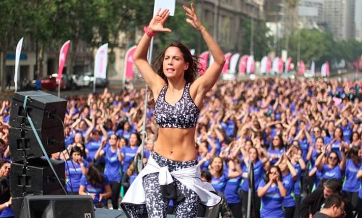3 mil mujeres bailarán este domingo en plena calle