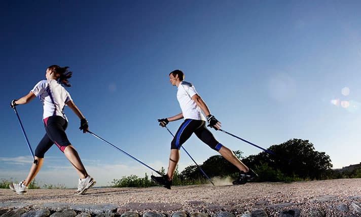 Nordic Walking en Chile