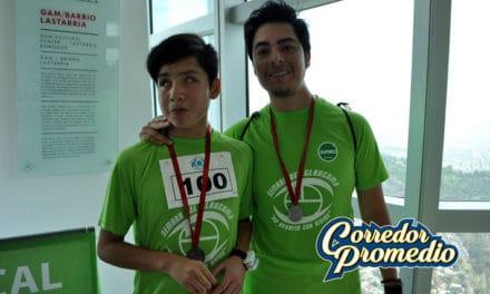 Sergio Ñiripil, promesa para el deporte paralímpico