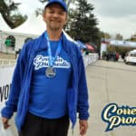 Wings for Life World Run 2017 desde adentro