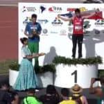 Vitoco Aravena ganó oro en Sudamericano de Paraguay