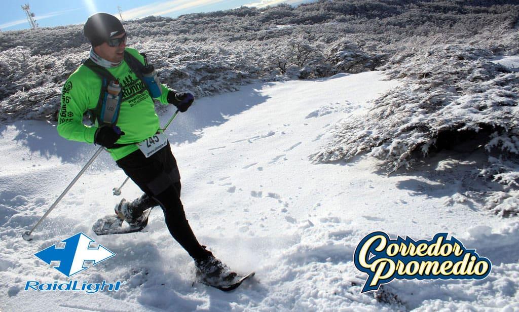 Snow Running 2017, la fiesta en la nieve