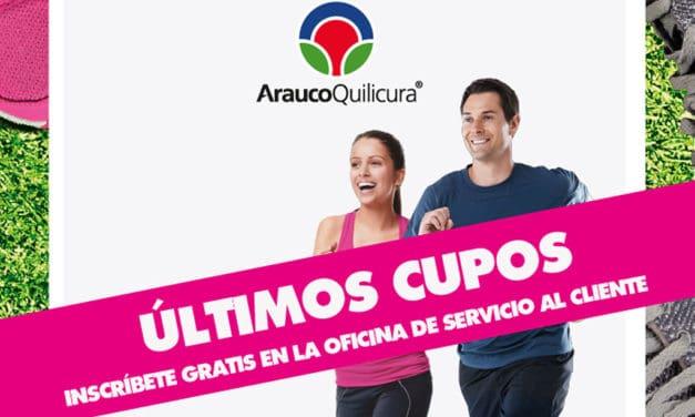 Mall Arauco Quilicura realizará gran corrida familiar