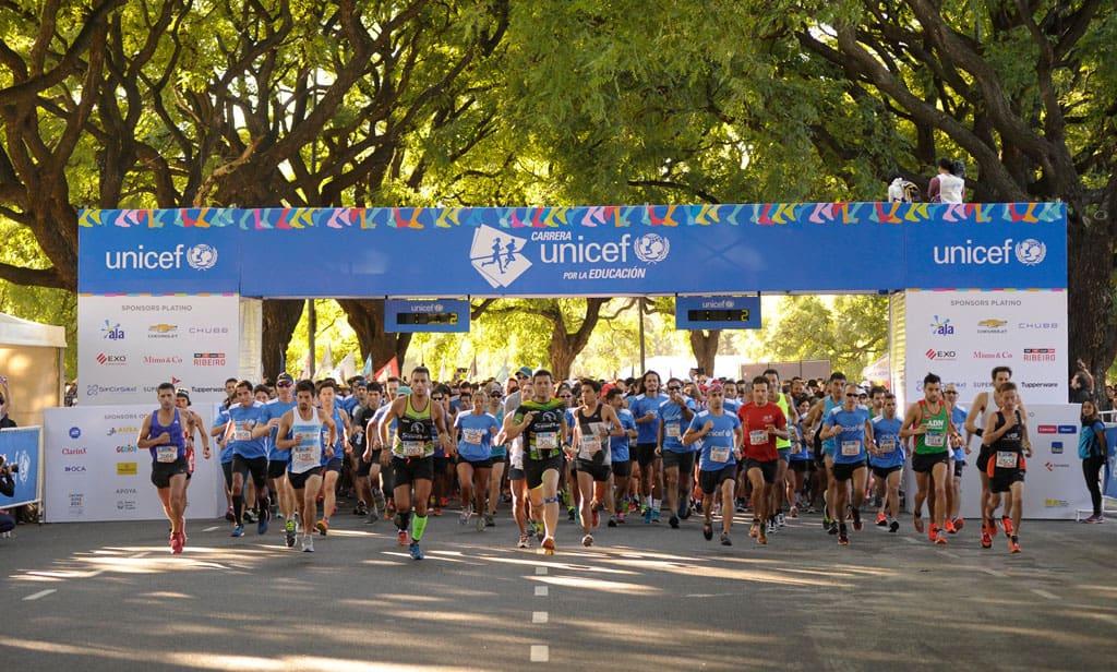 La Carrera UNICEF por la Educación abrirá nuevamente el calendario de Buenos Aires
