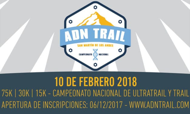 ADN Trail albergará el Campeonato Nacional de UltraTrail y Trail