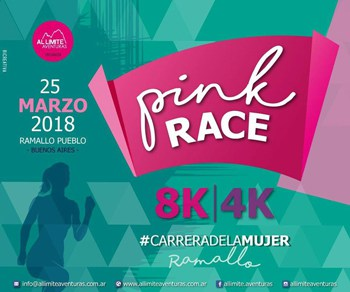 PINK RACE @ Buenos Aires   8K, 4K   Ramallo   Buenos Aires   Argentina