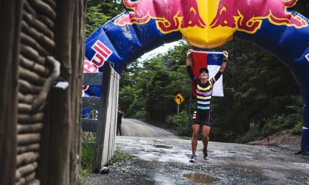 Valentina Carvallo cumplió su meta y cruzó Chile en 16 días con 16 triatlones
