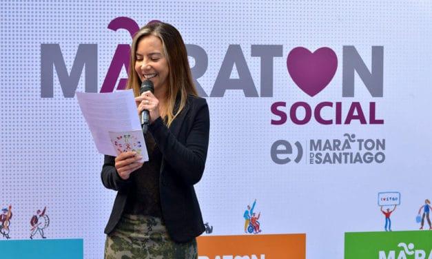 Entel Maratón de Santiago amplía su fiesta y lanza el Maratón Social