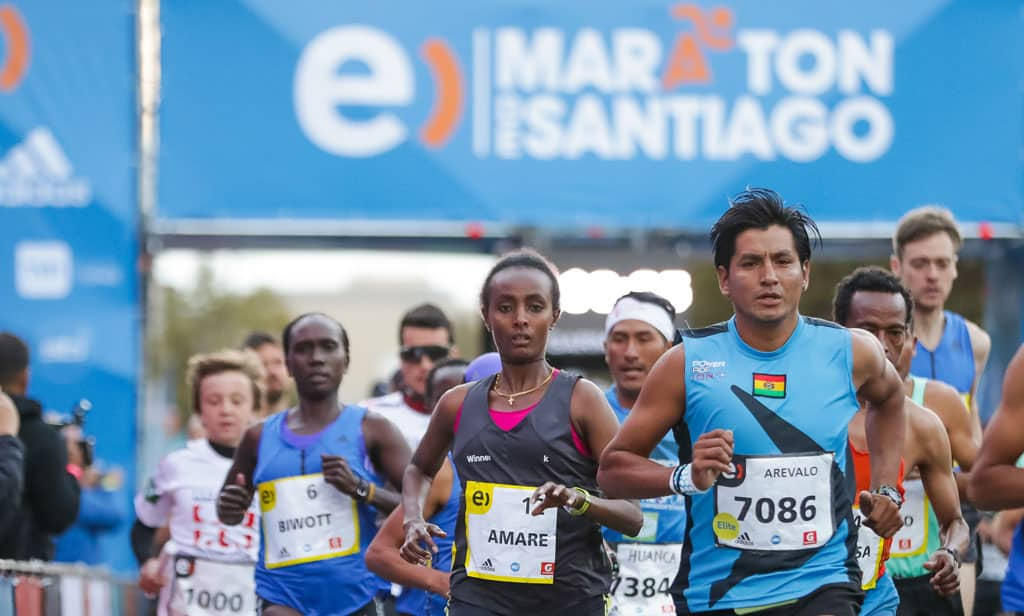 Entel Maratón de Santiago anuncia mejoras para su edición 2018