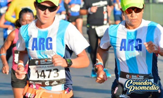 Entel Maratón de Santiago redujo su huella de carbono