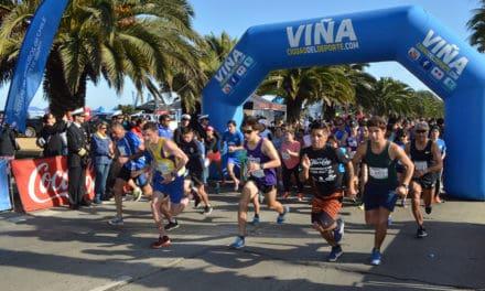 Corrida Familiar Bicentenario espera miles de corredores en Viña del Mar
