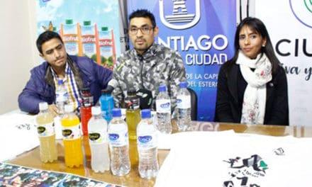 El domingo se realizará en Santiago del Estero la maratón La Ciudad Corre