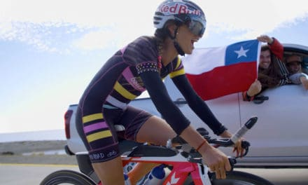 Red Bull TV estrenó documental de triatleta Valentina Carvallo
