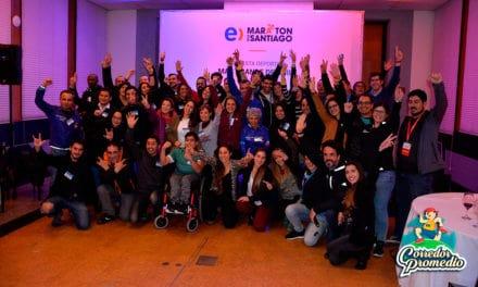 Entel Maratón de Santiago crece y aumenta sus cupos a 33 mil corredores