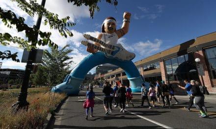 Así serán los circuitos 10K y 21K de la Nissan Rock 'n' Roll Half Marathon Santiago 2018