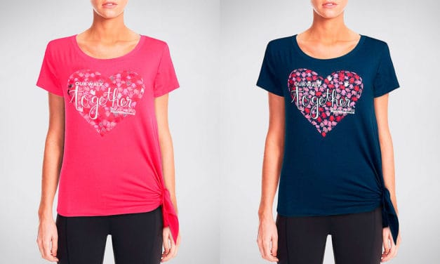 Skechers Performance corre por las mujeres que viven con cáncer de mama