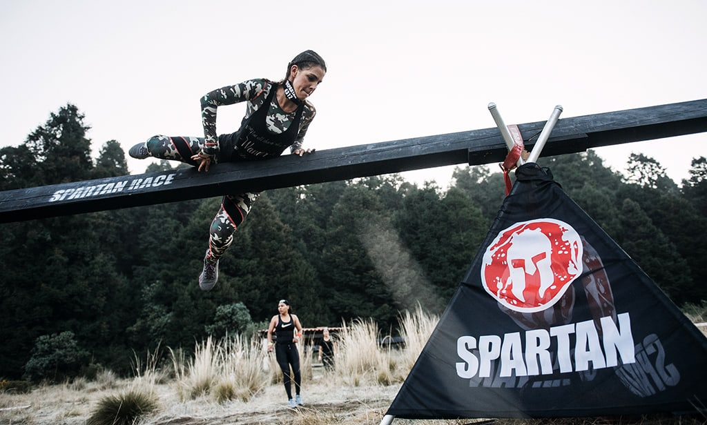Nissan se suma al desafío Spartan Chile 2018