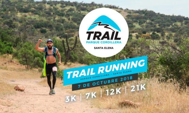 Cada vez falta menos para la 2° edición de Trail Parque Cordillera en Santa Elena de Chicureo