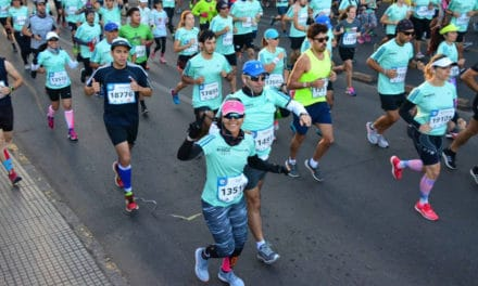 Maratón de Santiago fue elegido como clasificatorio a mundial runner
