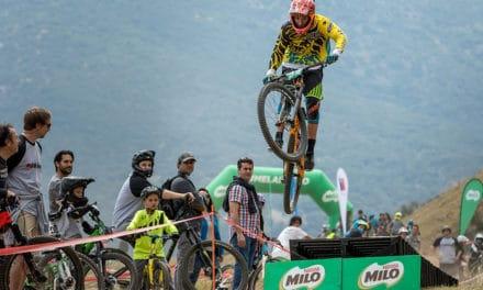 """Con gran éxito culmina última etapa circuito de bicicross """"MILO Pista Libre by Columbia"""""""