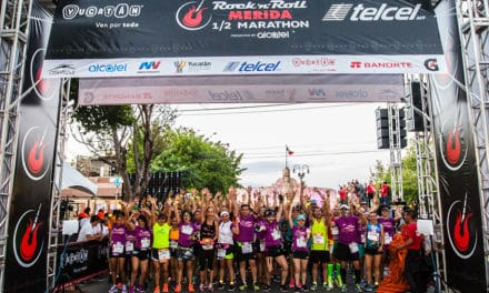 Conoce el line up final de la Nissan Rock'n'Roll Half Marathon