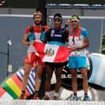 Remigio Huaman y Amber Philp ganan El Cruce Columbia 2018