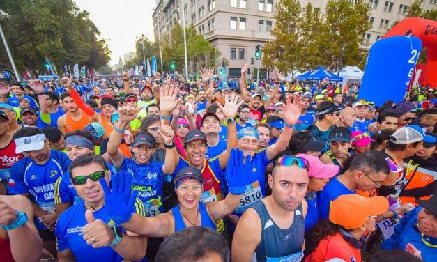 Maratón de Santiago lanza plan de entrenamiento para los 10K