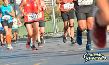 Maratón de Santiago donará sus calorías junto a Burn To Give