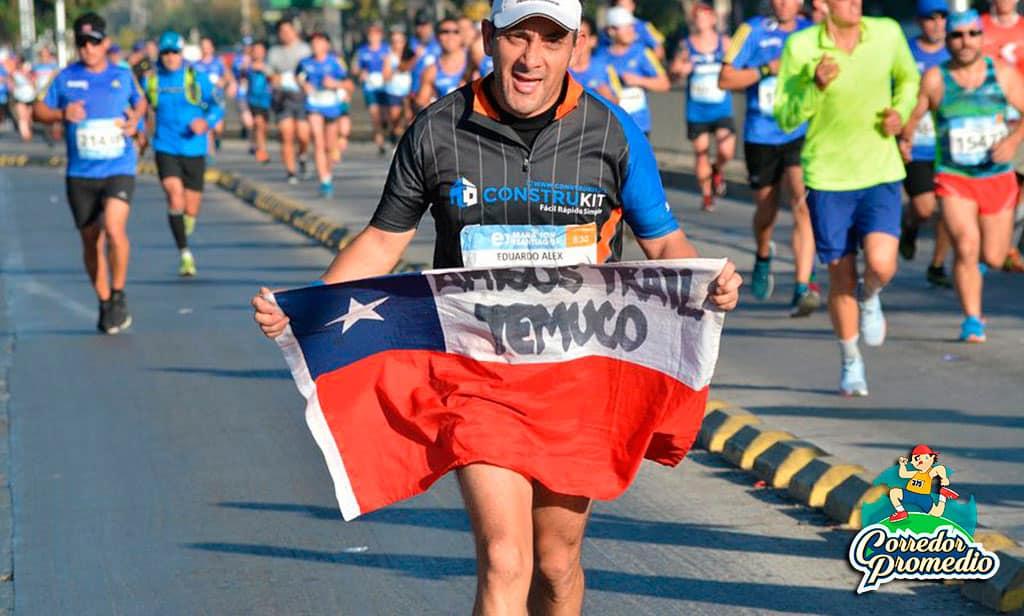 Maratón de Santiago y Sky Airline se unen para beneficiar a corredores de regiones