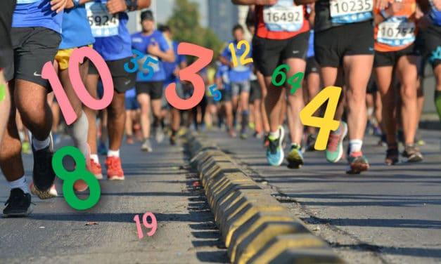 ¡Todo listo para el Maratón de Santiago 2019!