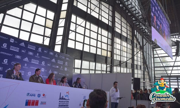 33 mil corredores darán vida al Maratón de Santiago 2019