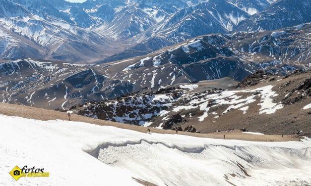 Intensa edición de la Indomit Ultra Trail en Las Leñas