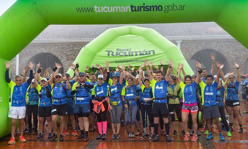 Trail de las Escuelas: Un desafío por los mejores paisajes de Tucumán