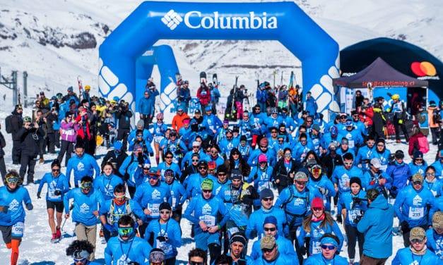 Columbia Snow Challenge cumple 10 años y se consagra como el circuito más desafiante para los amantes de la montaña
