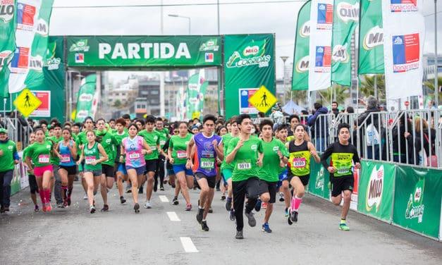 Tour Corridas MILO culmina en Antofagasta