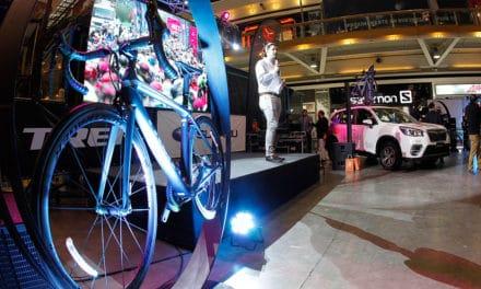 Giro del Lago lanzó su cuarta versión de la carrera