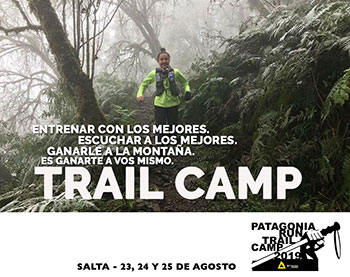 Patagonia Run Trail Camp Salta