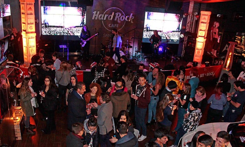 La adidas Rock'n'Roll Half Marathon hizo su lanzamiento y anunció banda para su concierto en la meta