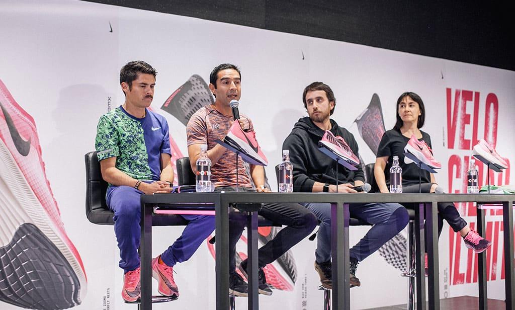 Lanzamiento de las Nike ZoomX Vaporfly Next% en K-One