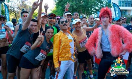 Se posterga la adidas Rock 'N' Roll Half Marathon Santiago 2019