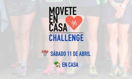 Movete en Casa Challenge