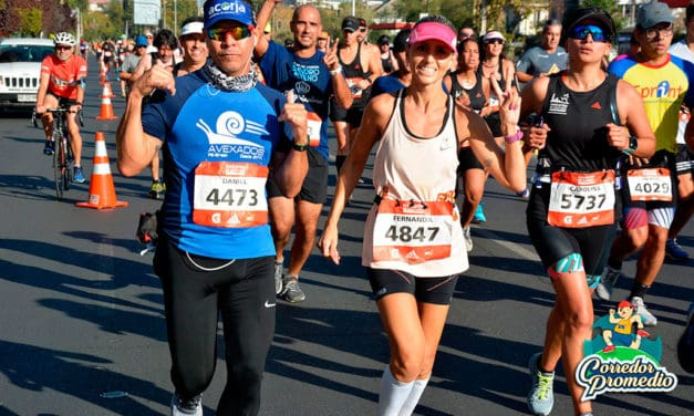 Se suspende el Maratón de Santiago 2020