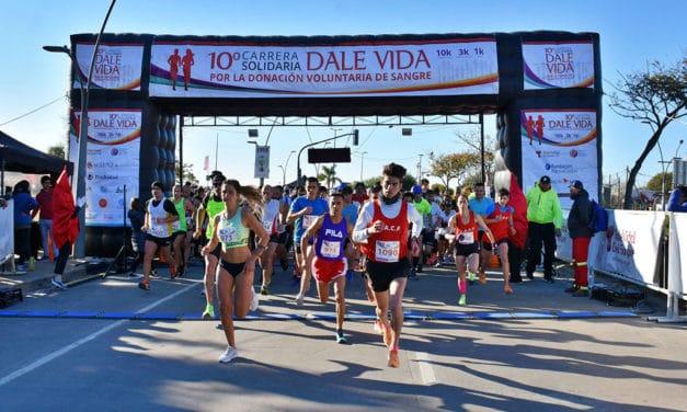 La Asociación Civil Dale Vida organiza la primera Carrera Virtual Dale Vida
