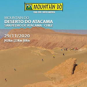 MOUNTAIN DO DESERTO DO ATACAMA @ Atacama | 42K, 23K, 6K