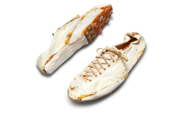Se subastan zapatillas Nike hechas a mano por Bill Bowerman