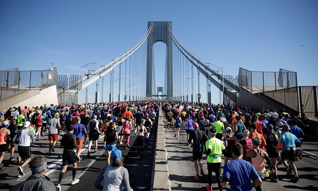 Suspendido el Maratón de New York 2020