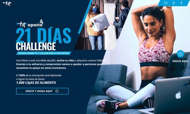21 Días Challenge: ¡Donde ganas tú y los que más lo necesitan!