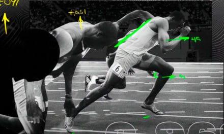 Usain Bolt, su hija y el atletismo