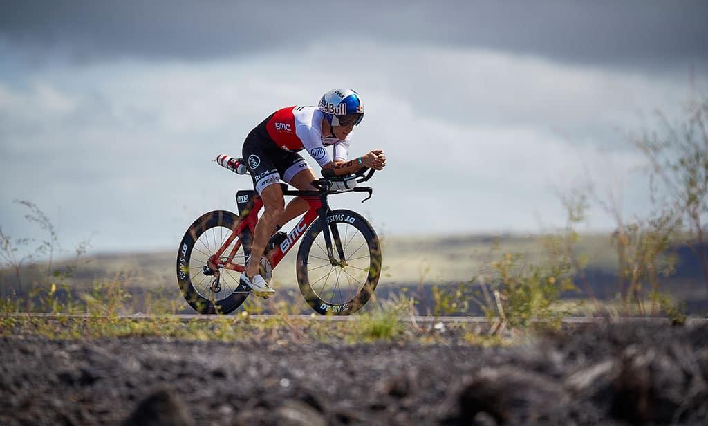 Un agotador día en la vida del triatleta Patrik Nilsson